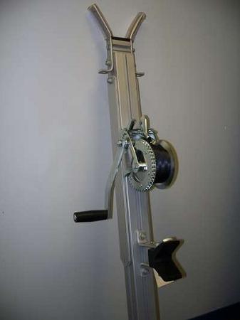 Trailex 48 Inch Mast Stand Wp48sbmopt