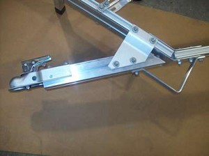 "Trailex 1 7/8"" Hitch Option for SUT-300U Item 10-410"
