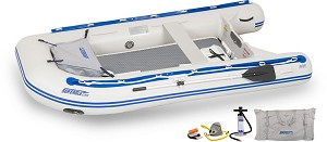 Sea Eagle 10.6sr Dropstitch Deluxe Package Sport Runabout 106SRDK_D