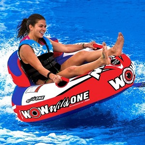 WOW Wild One Inflatable Towable 11-1100