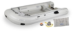 Sea Eagle 14sr Deluxe Package Sport Runabout with Drop Stitch Floor 14SRDK_D
