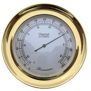 Weems & Plath Atlantis Thermometer 201200