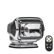 GOLIGHT® Stryker™ Model 30062ST (Chrome) with Wireless Hand-Held Remote With Magnetic Mount