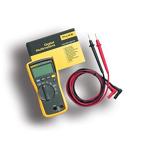 CDI Electronics Fluke True RMS Multimeter 518-114