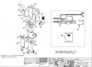 CMC PT-35 Tilt and Trim 52100 Replacement Parts on cmc jack plate parts diagram, trailer jack wiring diagram, cmc jack plate installation, cmc tilt and trim plate, cmc jack plate solenoid, cmc jack plate circuit breaker,