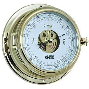 Weems & Plath Endurance II 135 Open Dial Barometer 950733