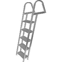 JIF Marine ASH2 5-STEP LADDER