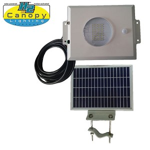 Touchstone H2 Solar Canopy Lighting ACRP5