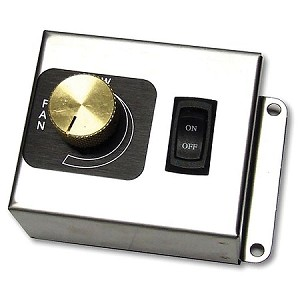 Dickinson Marine 12 Volt Speed Control With On/Off and Housing Part 01-072