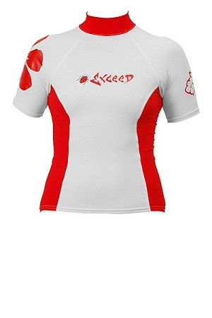 Exceed Eden S/S W773 Womens Rash Guards