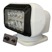 Golight Model 20204 (white) with Wired Dash-Mount Remote