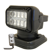 Golight Model 51494 (charcoal) with Wired Remote