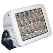Golight GXL LED Floodlight Fixed Mount in White - Marine Grade