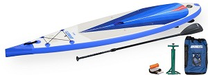 Sea Eagle NeedleNose 116 Startup Package Stand Up Paddleboard NN116K_ST
