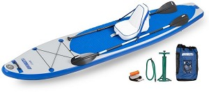 Sea Eagle LB126 Deluxe Package Stand Up Paddleboard