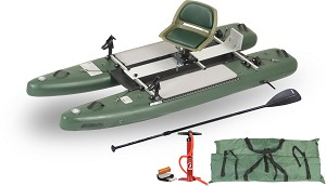 Sea Eagle SUPCat10™ Deluxe Package