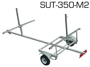 Trailex SUT-350-M2 Multiple Light Duty Trailer