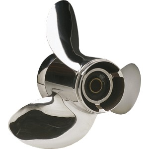 "Volvo Penta Propeller - SX Drives, 14 3/4"" Diameter, 3 Blade (Stainless Steel)"